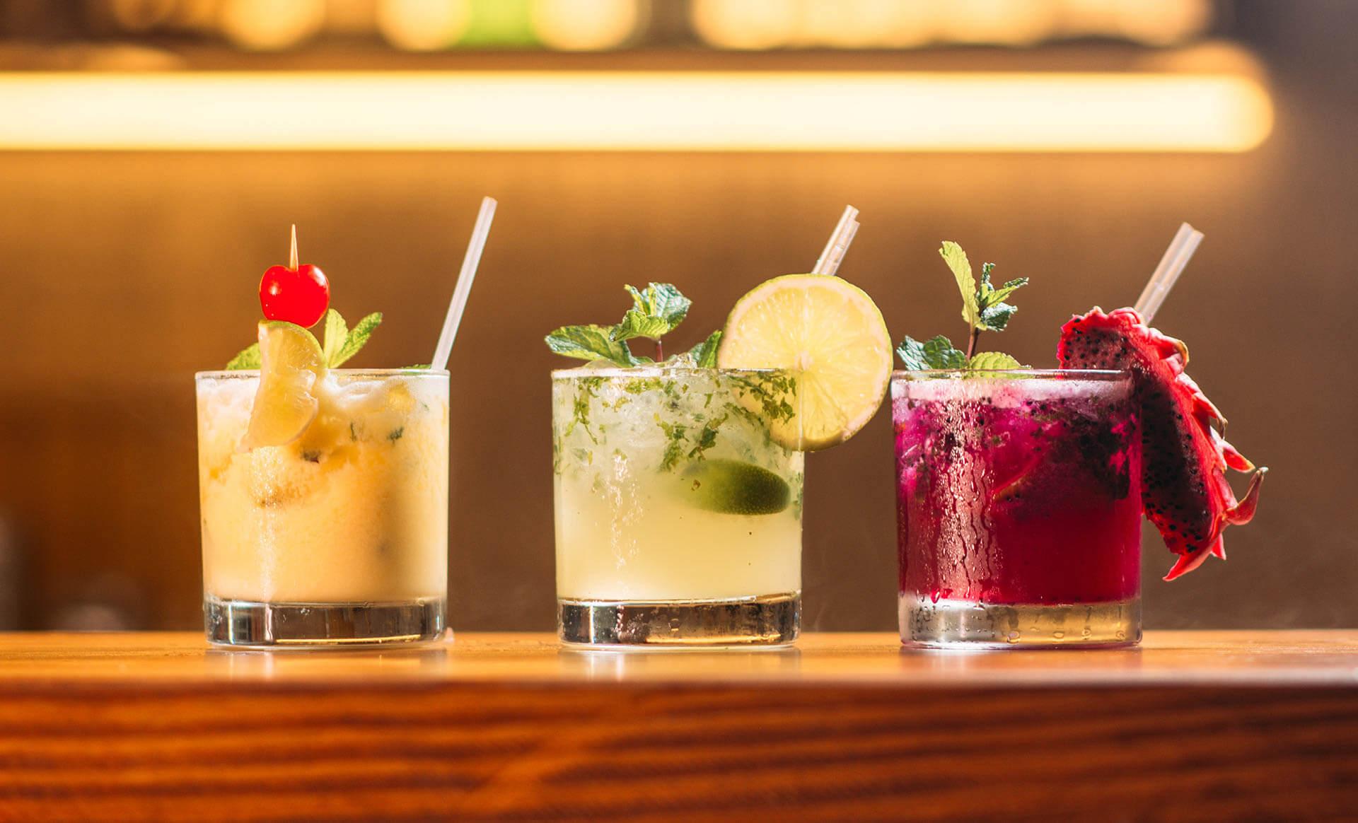 Cocktailschulung