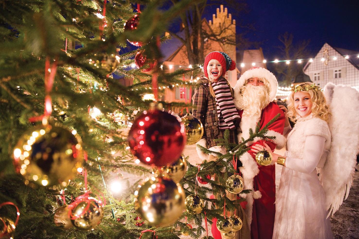 Liebenberger Weihnachtsmarkt