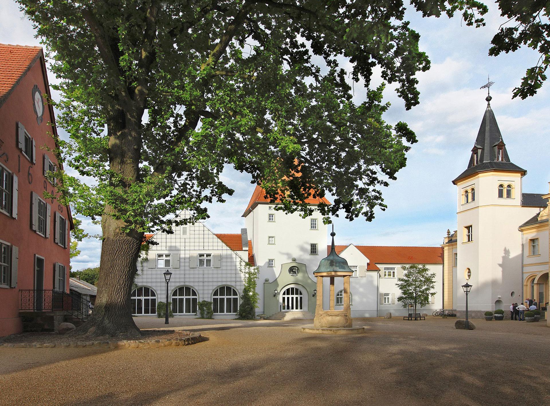 Schlossmuseum | Schloss & Gut Liebenberg