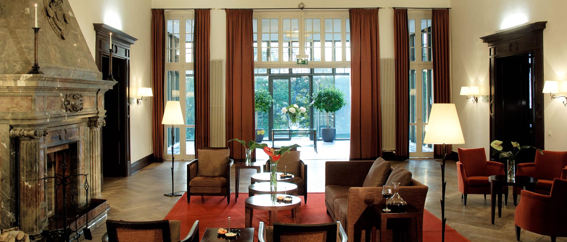 Exclusive Tagungs- und Konferenzräume auf Schloss und Gut Liebenberg