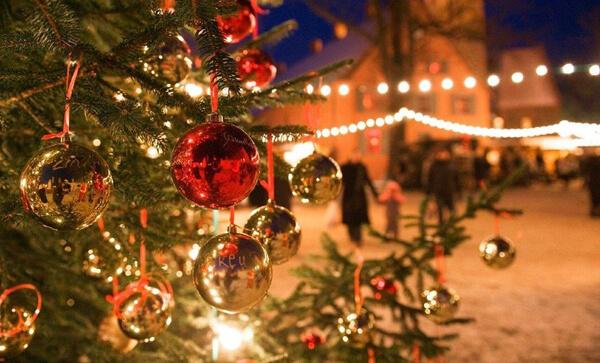 Besinnlicher Liebenberger Weihnachtsmarkt